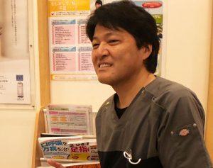 井本勇基本先生