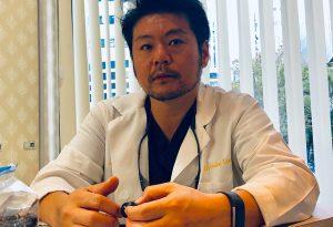 梅津清隆先生
