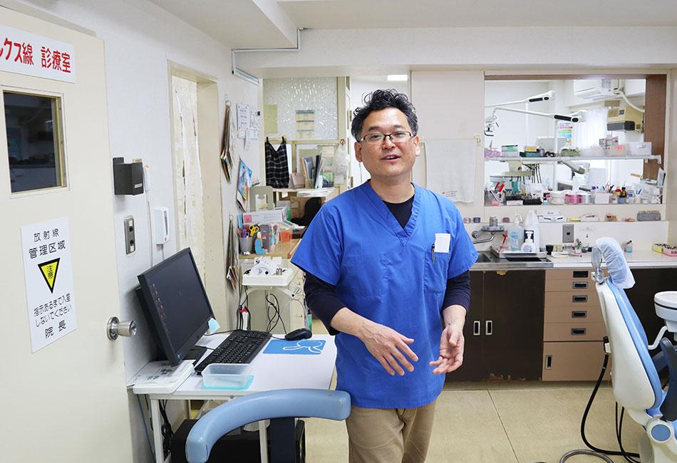 池田先生インタビュー画像
