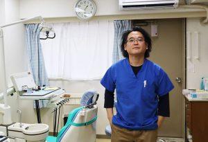 池田先生インタビュー風景