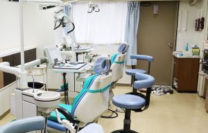 シーアイ池田歯科院内