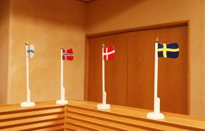 国旗デコレーション