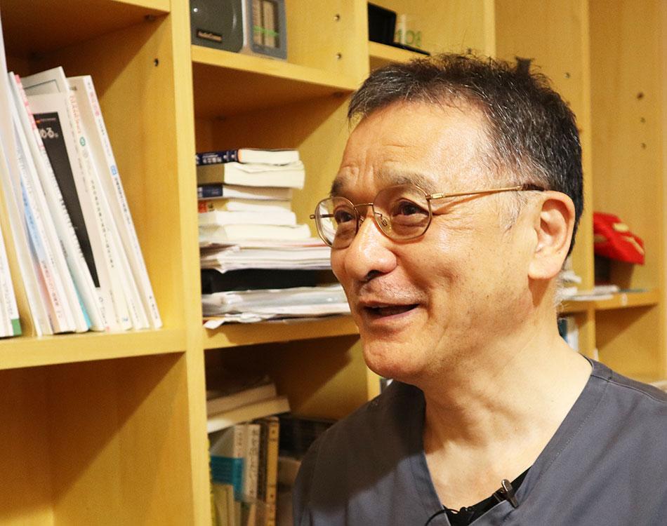 廣神克彦先生プロフィール写真
