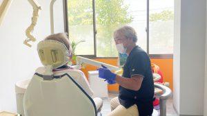 星野歯科医院診療風景
